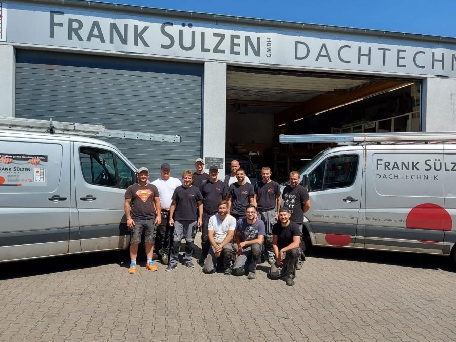Das Team der Frank Sülzen GmbH