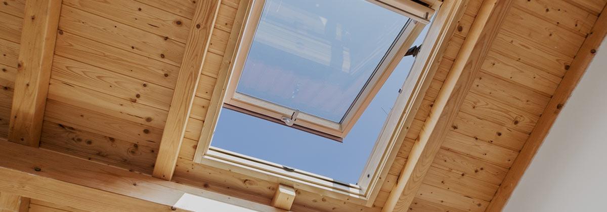 Dachfenster Einbau und Reparatur